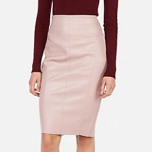 High Wasted (Minus The) Leather Pencil Skirt
